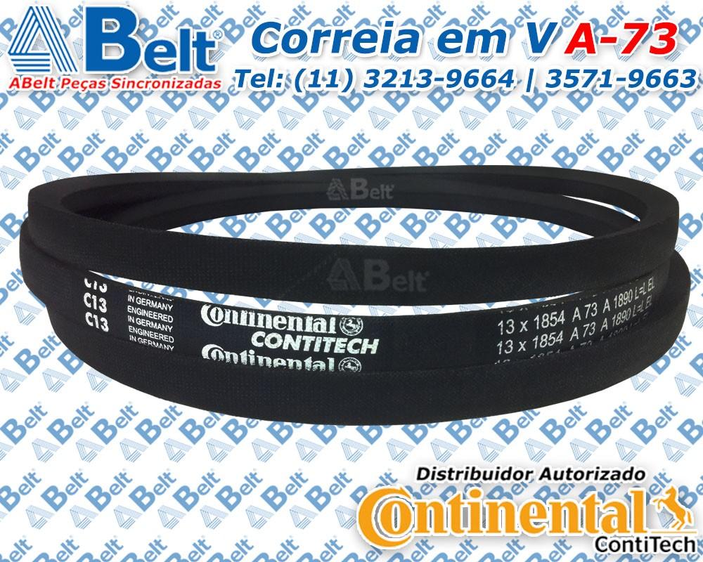 Correia em V Perfil A-73 Continental Contitech