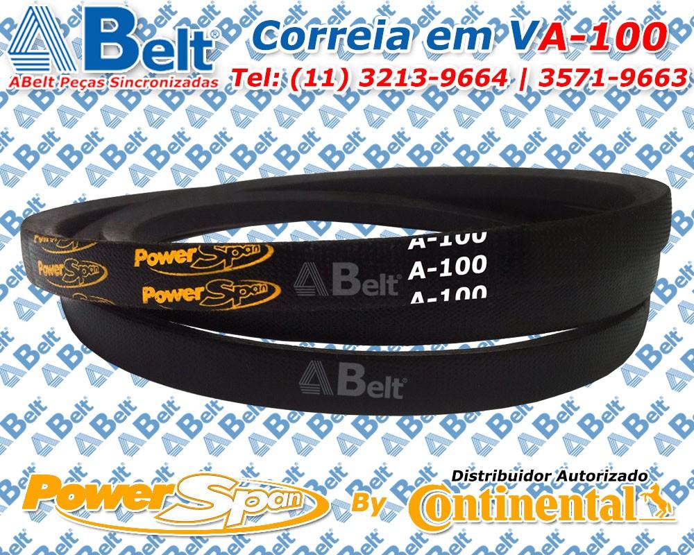 Correia em V Perfil A-100 Power Span Continental Contitech