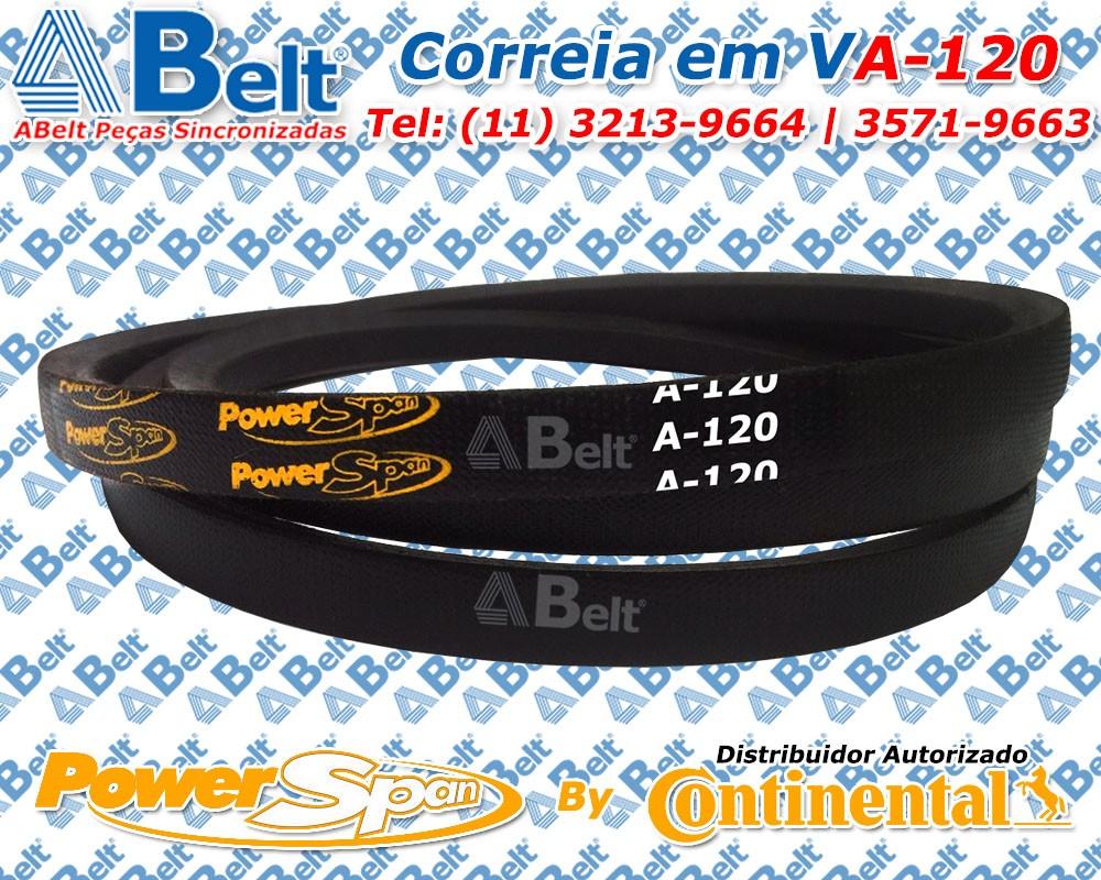 Correia em V Perfil A-120 Power Span Continental Contitech