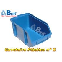 Gaveteiro bin n°5 azul