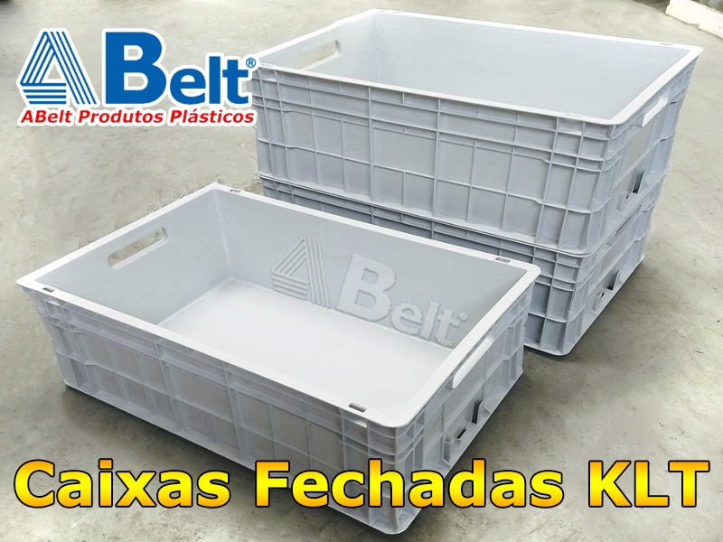Caixas Plásticas KLT