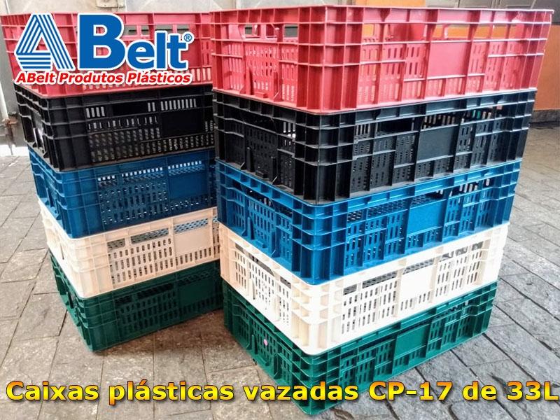 Caixa Hortifrúti CP-17