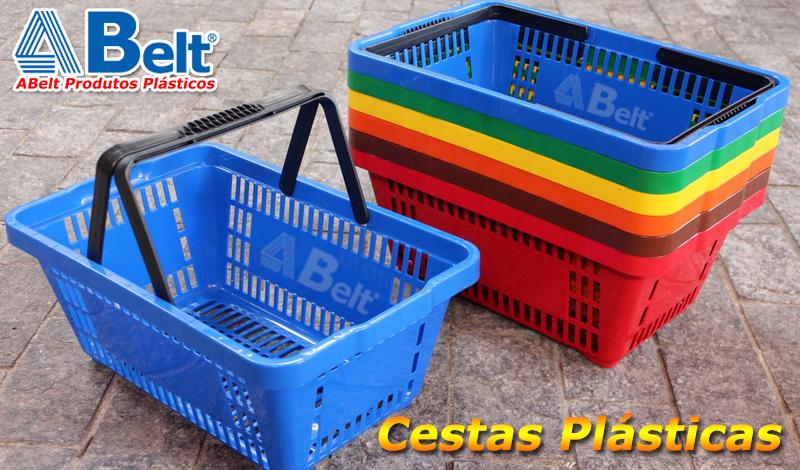 Cesta Plástica CP-16L