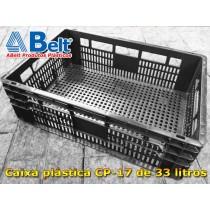 caixa-plastica-cp-17-preta-de-33-litros