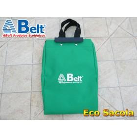 Sacola Ecológica na cor verde